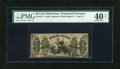 Fractional Currency:Third Issue, Fr. 1371 50c Third Issue Justice PMG Extremely Fine 40 Net....