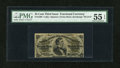 Fractional Currency:Third Issue, Fr. 1299 25c Third Issue PMG About Uncirculated 55 EPQ....