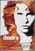 "Movie Posters:Rock and Roll, The Doors (Tri-Star, 1991). Bus Shelter (48"" X 70"") DS Advance.Rock and Roll.. ..."