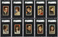 "Non-Sport Cards:Sets, 1915-20 T82 ""Movie Stars"" High Grade Complete Set (50). ..."
