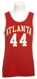 Basketball Collectibles:Uniforms, Circa 1972 Pete Maravich Game Worn Jersey....