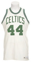 Basketball Collectibles:Uniforms, 1979-80 Pete Maravich Game Worn Jersey....