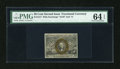 Fractional Currency:Second Issue, Fr. 1317 50c Second Issue PMG Choice Uncirculated 64 EPQ....