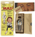 Memorabilia:MAD, Mad Wrist Watch Group (1980s).... (Total: 2 Items)