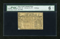 Colonial Notes:New York, New York February 16, 1771 5s PMG Net Good 6....