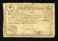 Colonial Notes:Massachusetts, Massachusetts Treasury Loan Certificate, 6% Interest due March 1,1782 Very Good. . ...