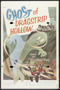 "Movie Posters:Cult Classic, Ghost of Dragstrip Hollow (American International, 1959). One Sheet(27"" X 41""). Cult Classic.. ..."