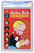 Bronze Age (1970-1979):Humor, Richie Rich Success Stories #32 File Copy (Harvey, 1970) CGC NM 9.4Off-white to white pages....