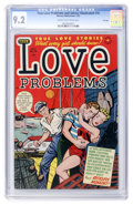 Golden Age (1938-1955):Romance, True Love Problems and Advice Illustrated #16 File Copy (Harvey,1952) CGC NM- 9.2 Cream to off-white pages....