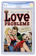 Golden Age (1938-1955):Romance, True Love Problems and Advice Illustrated #24 File Copy (Harvey,1953) CGC NM- 9.2 Cream to off-white pages....