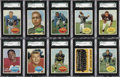 Football Cards:Sets, 1960 Topps Football High Grade Complete Set (132)....