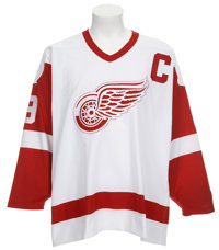 new concept 944e5 58a62 1997-98 Detroit Red Wings Team Signed Jersey.... Hockey ...