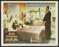"Born Yesterday (Columbia, 1950). Lobby Cards (7) (11"" X 14""). Comedy. ... (Total: 7 Items)"