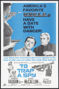 """Movie Posters:Adventure, To Trap a Spy (MGM, 1966). One Sheet (27"""" X 41""""). Adventure.. ..."""