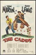 """Movie Posters:Sports, The Caddy (Paramount, 1953). One Sheet (27"""" X 41""""). Sports.. ..."""