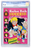 Bronze Age (1970-1979):Humor, Richie Rich Success Stories #43 File Copy (Harvey, 1972) CGC NM+ 9.6 Off-white to white pages....