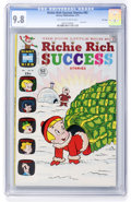 Bronze Age (1970-1979):Humor, Richie Rich Success Stories #42 File Copy (Harvey, 1972) CGC NM/MT9.8 Off-white to white pages....