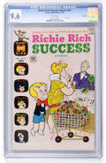 Bronze Age (1970-1979):Humor, Richie Rich Success Stories #41 File Copy (Harvey, 1971) CGC NM+ 9.6 White pages....