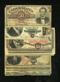 50c Fractional Notes About Good or Better