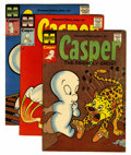 Golden Age (1938-1955):Cartoon Character, Casper the Friendly Ghost File Copies Group (Harvey, 1955-56)Condition: Average VF-.... (Total: 6 Comic Books)