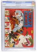 Golden Age (1938-1955):Miscellaneous, Best Comics #1 (Better Publications, 1939) CGC VG 4.0 Cream to off-white pages....
