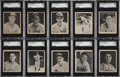 Baseball Cards:Sets, 1939 Play Ball Baseball Near Set (151/161)....