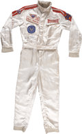 Miscellaneous Collectibles:General, 1970 Mario Andretti Indy Race Worn Suit.. ...
