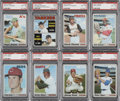 Baseball Cards:Sets, 1970 Topps Baseball Complete Set (720)....
