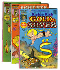 Bronze Age (1970-1979):Cartoon Character, Richie Rich Gold and Silver #1-42 File Copy Group (Harvey, 1975-82)Condition: Average NM-.... (Total: 42 Items)