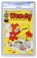 Silver Age (1956-1969):Cartoon Character, Wendy, the Good Little Witch #2 File Copy (Harvey, 1960) CGC NM+ 9.6 Cream to off-white pages....