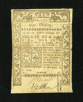 Colonial Notes:Rhode Island, Rhode Island May 1786 1s Fine....