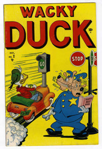 Wacky Duck #2 (Marvel, 1948) Condition: VF+