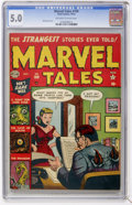 Golden Age (1938-1955):Horror, Marvel Tales #109 (Atlas, 1952) CGC VG/FN 5.0 Off-white to whitepages....