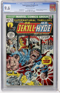 Bronze Age (1970-1979):Horror, Supernatural Thrillers #4 (Marvel, 1973) CGC NM+ 9.6 Off-white towhite pages....