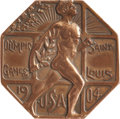 Miscellaneous Collectibles:General, 1904 St. Louis Summer Olympic Games Participation Medal....