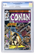 Bronze Age (1970-1979):Adventure, Conan the Barbarian #102 (Marvel, 1979) CGC NM/MT 9.8 Off-white to white pages....