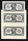 Canadian Currency: , Toronto, ON- Canadian Bank of Commerce $5 Jan. 2, 1917 Ch.75-16-02-02P Two Face Proofs. Toronto, ON- Canadian Bank of Com...(Total: 3 notes)