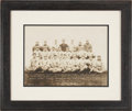 Baseball Collectibles:Photos, 1906 Chicago White Sox Oversized Photograph by Geo. Lawrence....