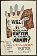 "Movie Posters:Documentary, Will it Happen Again? (Film Classics, Inc., 1948). One Sheet (27"" X 41""). World War II Documentary.. ..."