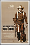"Movie Posters:Western, Tom Horn (Warner Brothers, 1980). One Sheet (27"" X 41"") and Pressbook (11"" X 14""). Western.. ... (Total: 2 Items)"