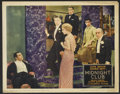 "Movie Posters:Crime, Midnight Club (Paramount, 1933). Lobby Card (11"" X 14""). Crime....."