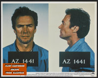 """Escape from Alcatraz (Paramount, 1979). Lobby Card Set of 8 (11"""" X 14""""). Thriller. ... (Total: 8 Items)"""