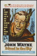 """Movie Posters:Adventure, Island in the Sky (Warner Brothers, 1953). One Sheet (27"""" X 41"""").Adventure.. ..."""
