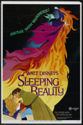 """Movie Posters:Animated, Sleeping Beauty (Buena Vista, R-1970). One Sheet (27"""" X 41"""") Style A. Animated.. ..."""
