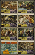 "Movie Posters:Adventure, Swiss Family Robinson (RKO, 1940). Lobby Card Set of 8 (11"" X 14"").Adventure.. ... (Total: 8 Items)"
