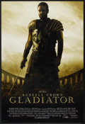 """Movie Posters:Action, Gladiator (DreamWorks, 2000). One Sheet (27"""" X 40"""") DS. Action....."""