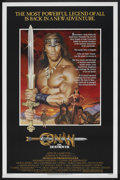 "Movie Posters:Action, Conan the Destroyer (Universal, 1984). One Sheets (2) (27"" X 41"")Advance and Style A. Action.. ... (Total: 2 Items)"
