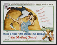 """The Mating Game Lot (MGM, 1959). Half Sheets (2) (22"""" X 28"""") and Inserts (2) (14"""" X 36""""). Comedy..."""