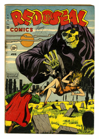 Red Seal Comics #20 (Chesler, 1947) Condition: VG