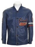 Hockey Collectibles:Uniforms, 1964-65 Bobby Orr Oshawa Generals Game Worn Jacket....